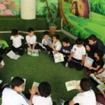 الركن الأخضر في مدارس السلام الأهلية